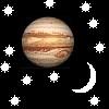 Jupiter steht zeichenhaft für die Überwindergemeinde